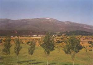 Vista de Chana y el Teleno