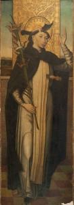 San Pedro Mártir (Maestro de Astorga)